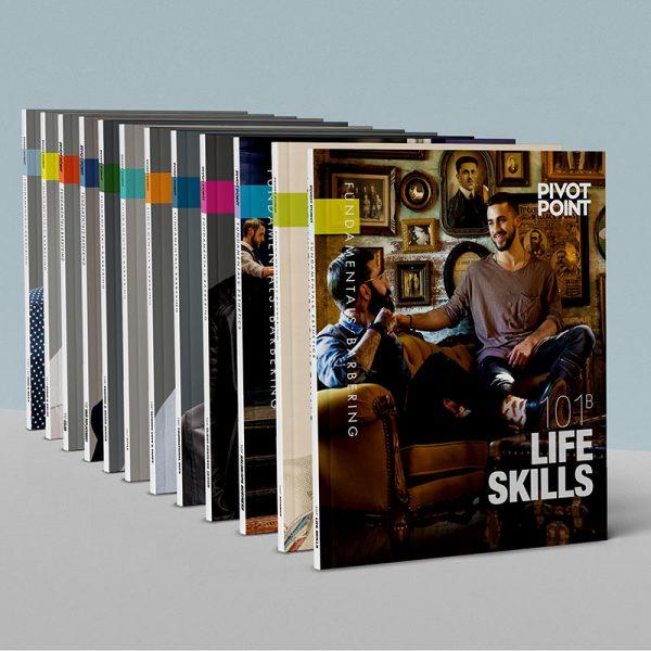 Pivot Point Fundamentals: Barbering Coursebooks