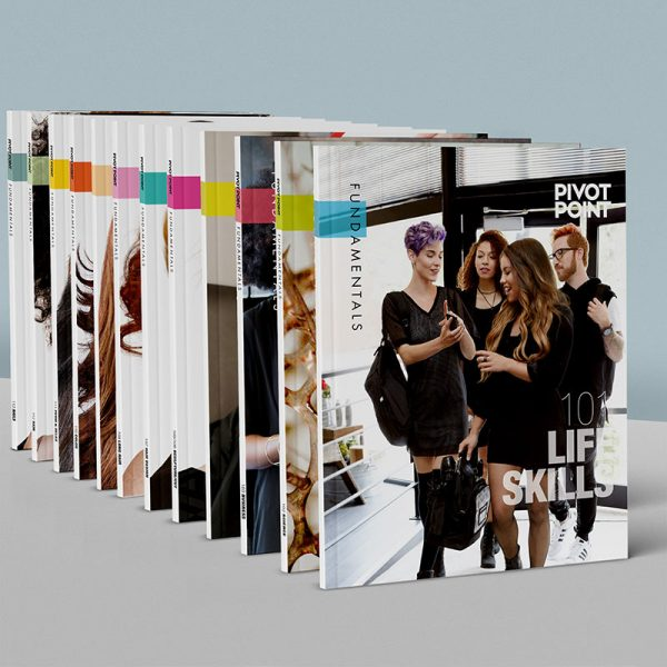 Pivot Point Fundamentals: Cosmetology Coursebooks