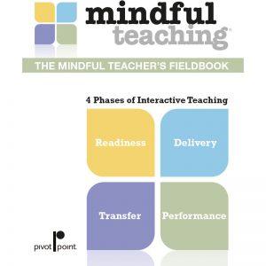 Pivot Point Mindful Teaching Book
