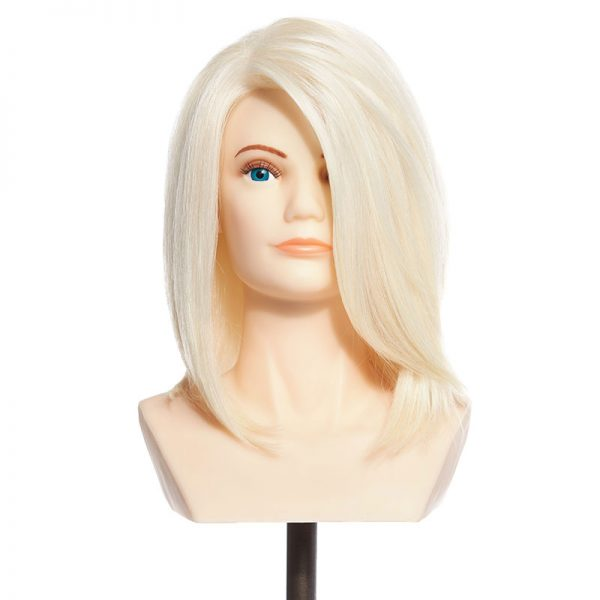 Sophia - 100% Natural Hair Mannequin