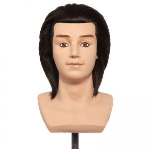 Pivot Point Hair Mannequin Antonio