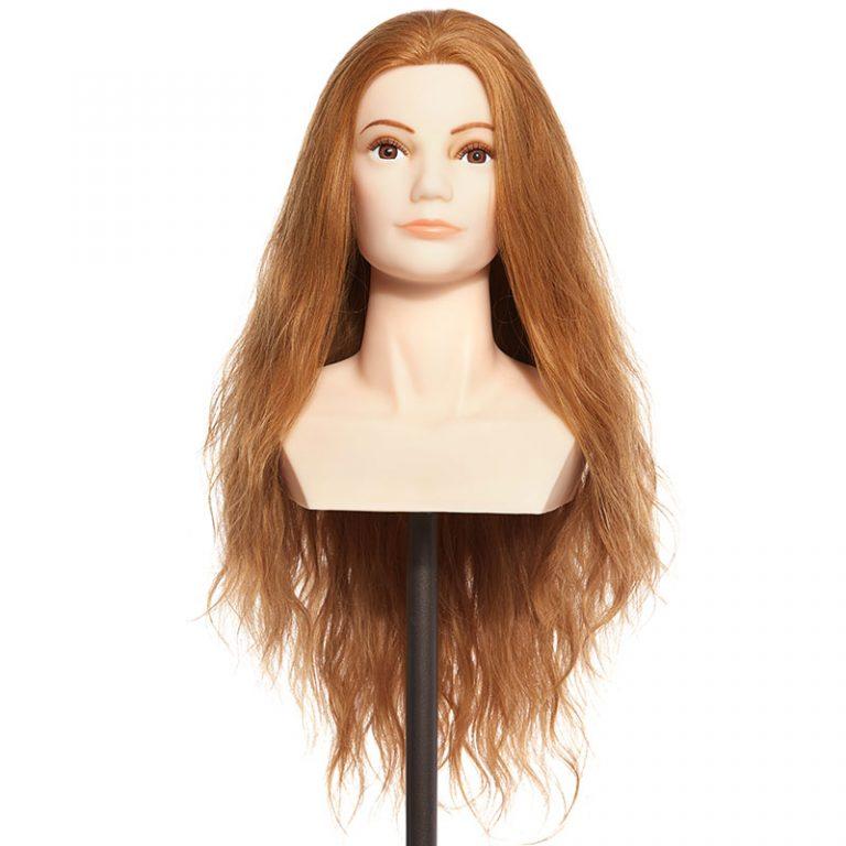 Natalia – 100% Human Hair Mannequin