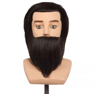 Pivot Point Hair Mannequin Giovanni