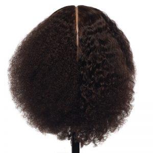 Pivot Point Textured Hair Mannequin Quad