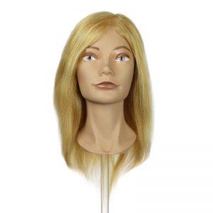 Pivot Point Wella Hair Mannequin Sandy