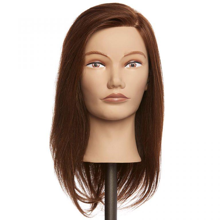 Viola – 100% Human Hair Mannequin