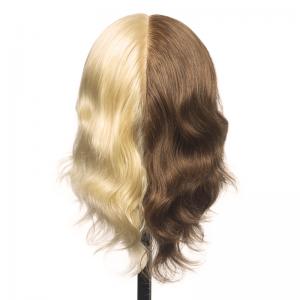 Pivot Point Hair Mannequin Bicolor