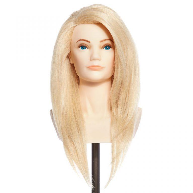 Ingrid – 100% Natural Hair Mannequin