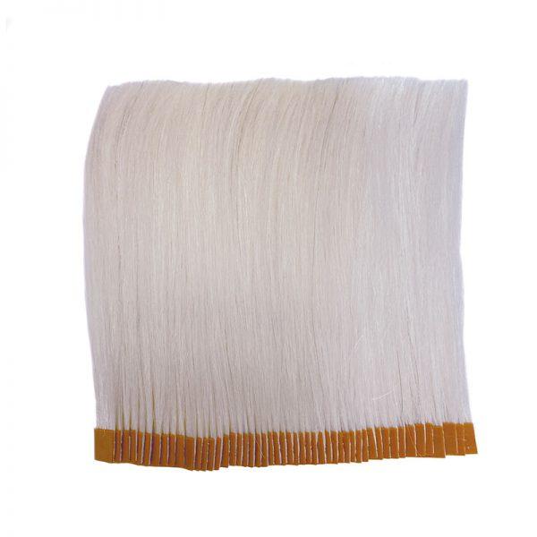 White Hair Swatches