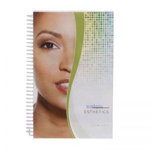 Salon Fundamentals Esthetics Exam Prep Book