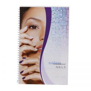 Salon Fundamentals Nails Exam Prep Book