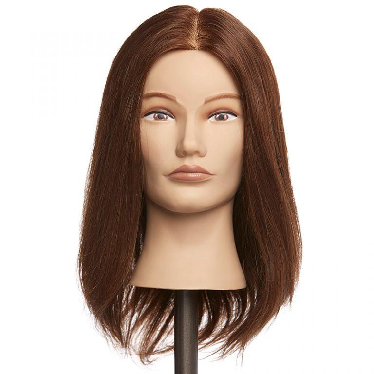 Erika – 100% Human Hair Mannequin
