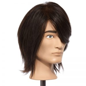 Pivot Point Hair Mannequin Cole