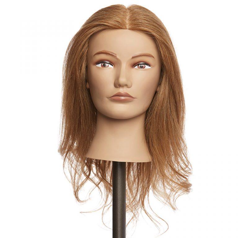 Alyse – 100% Human Hair Mannequin
