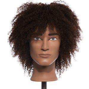 Pivot Point Textured Hair Mannequin Cameron