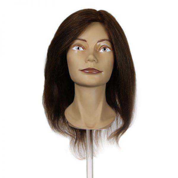 Mika Wella Pivot Point Hair Mannequin