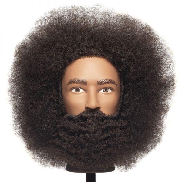 Pivot Point Textured Hair Mannequin Elijah