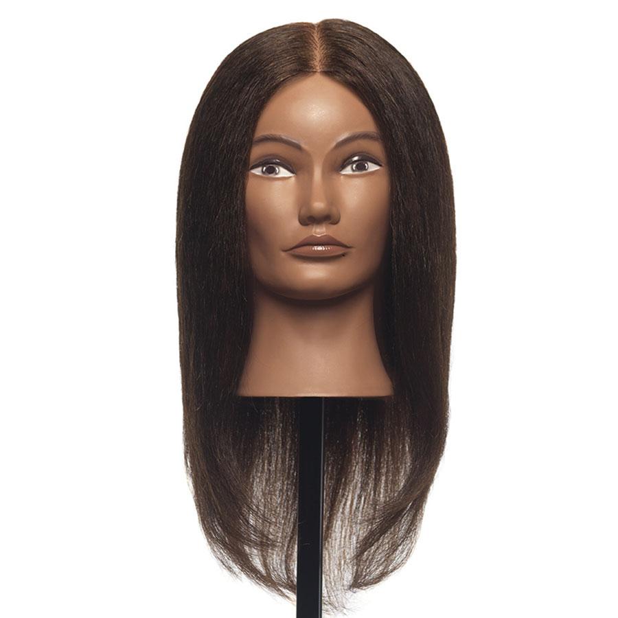Pivot Point Textured Hair Mannequin Robin