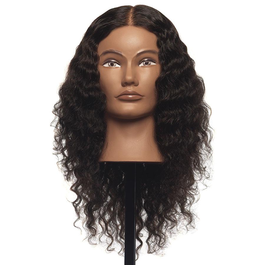 Pivot Point Textured Hair Mannequin Janet