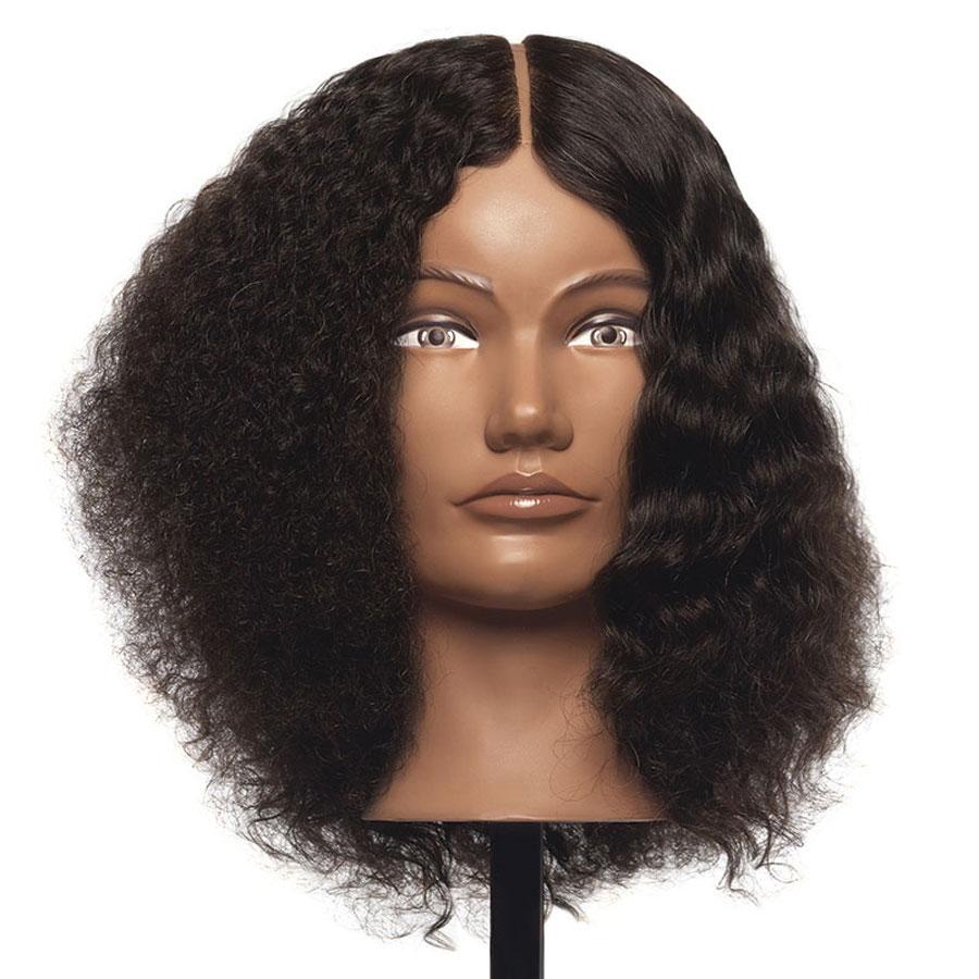 Pivot Point Textured Hair Mannequin