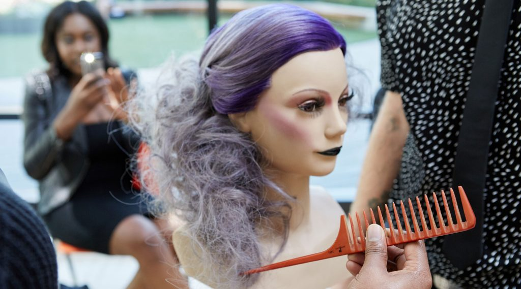 Pivot Point competition mannequin