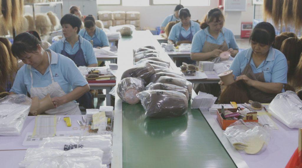 Pivot Point mannequin production