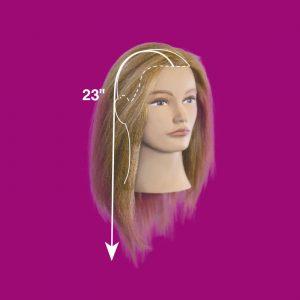 Hair Measurements Other Mannequins