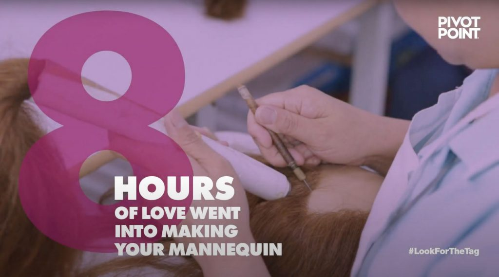 8 hours of love went into making your mannequin