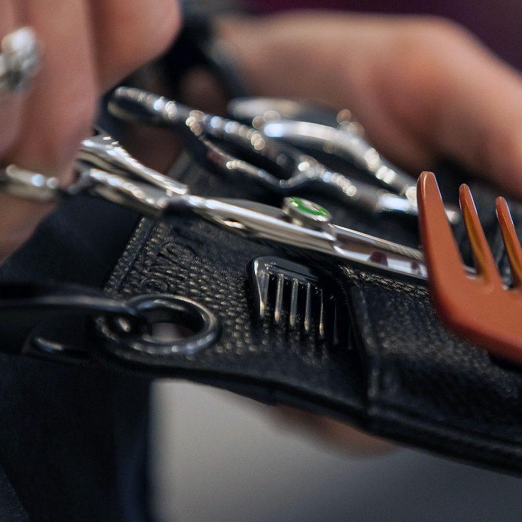 Pivot Point Barbering tool set
