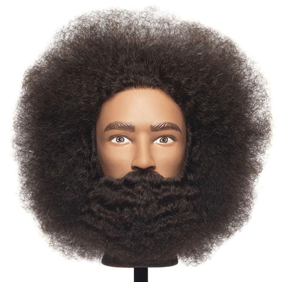 Elijah, Pivot Point bearded textured hair male mannequin