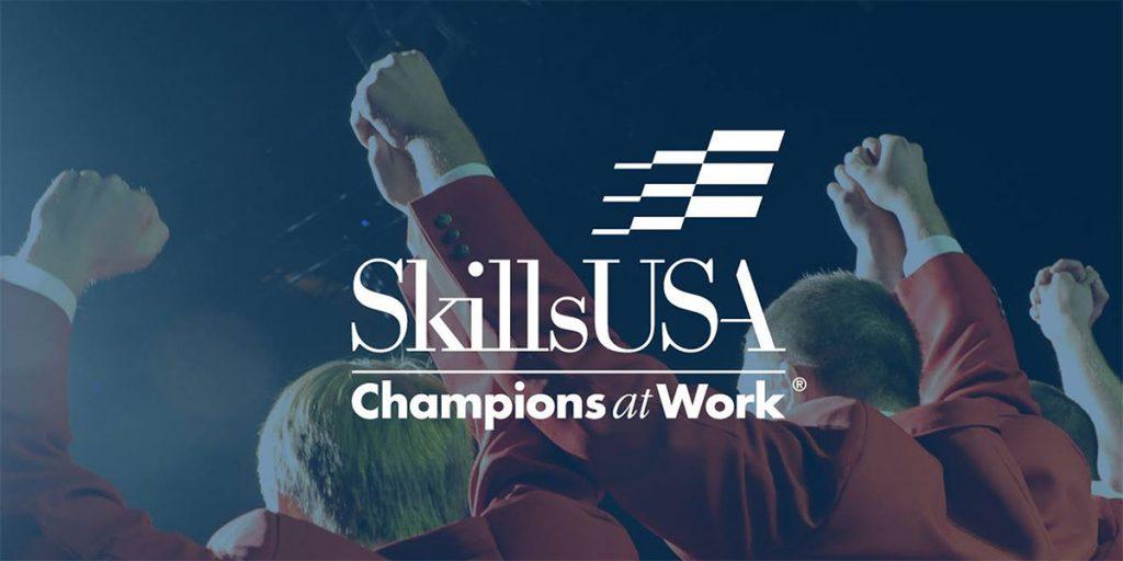 SkillsUSA Champions At Work