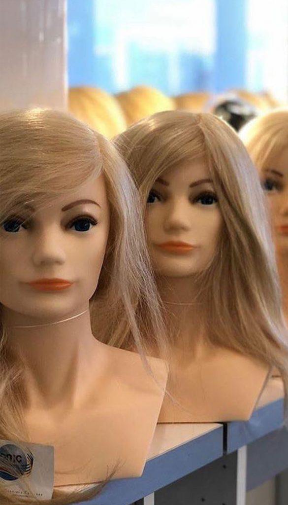 Mannequins & Tripods