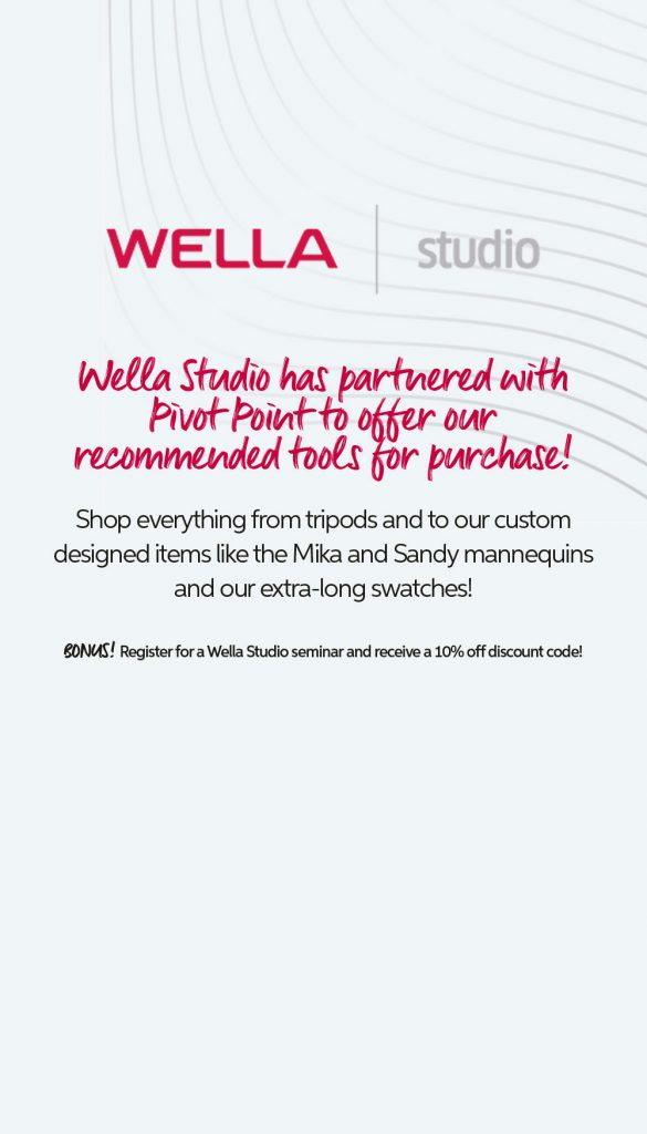 Wella Studio