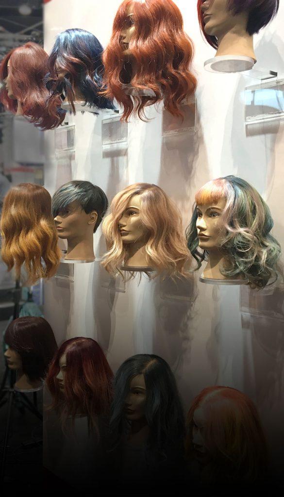 finished mannequins