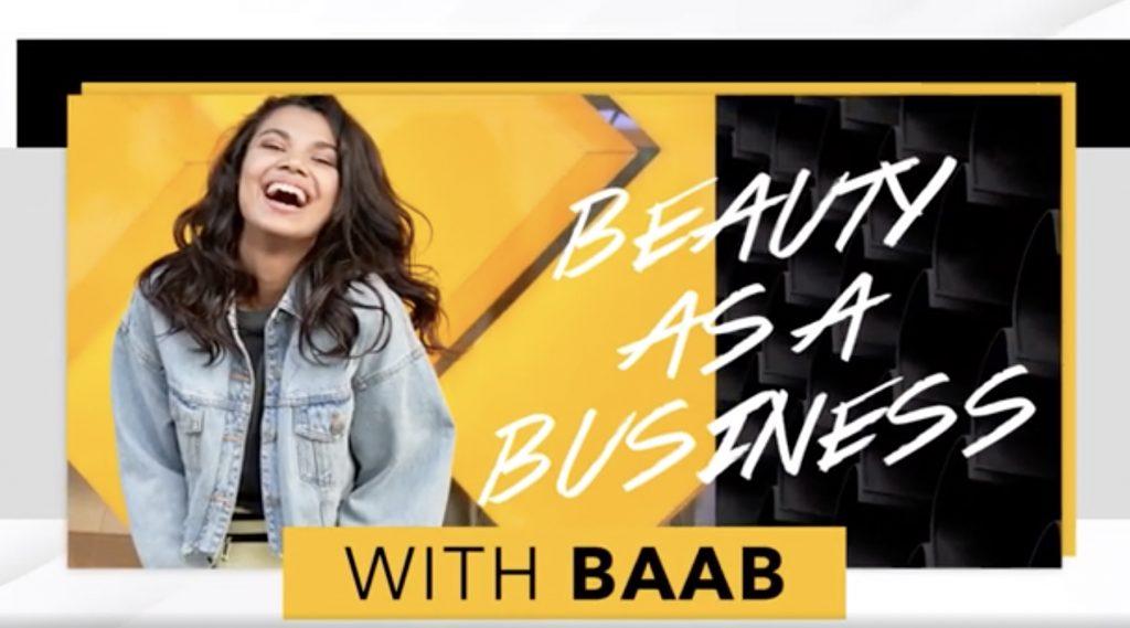 Beauty as a Business (BaaB)