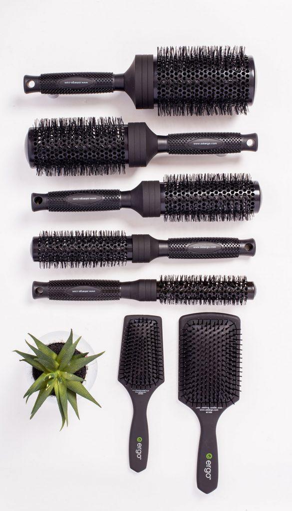 ERGO Hair Brushes