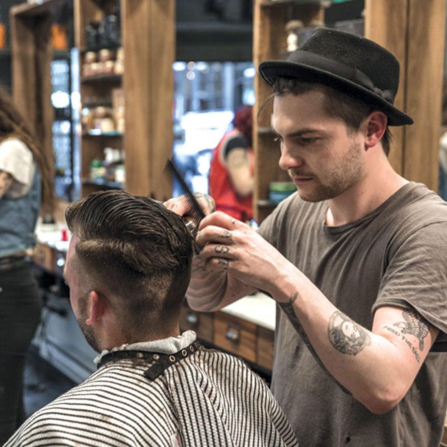 Pivot Point Fundamentals Barbering