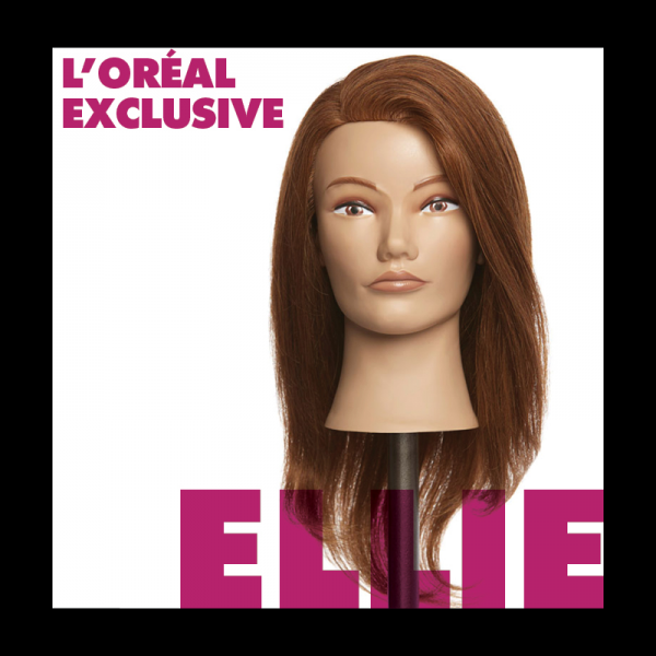 Pivot Point Hair Mannequin Ellie